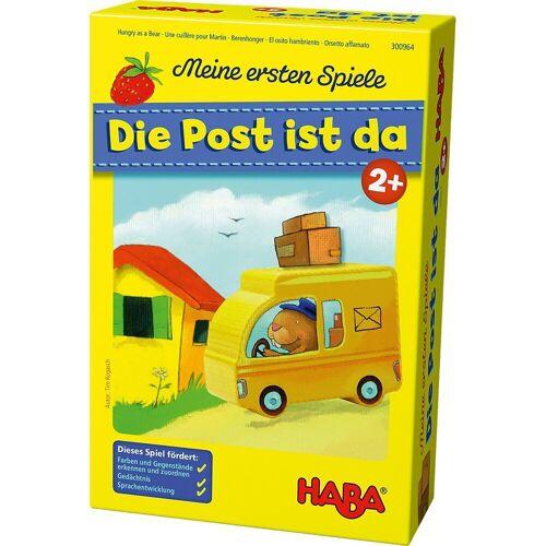 Haba Lernspielzeug »300964 Meine ersten Spiele, Die Post ist da«