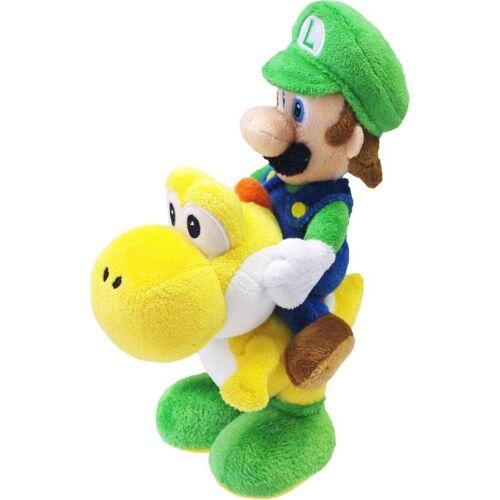 Nintendo Plüschfigur »Luigi & Yoshi 22cm«