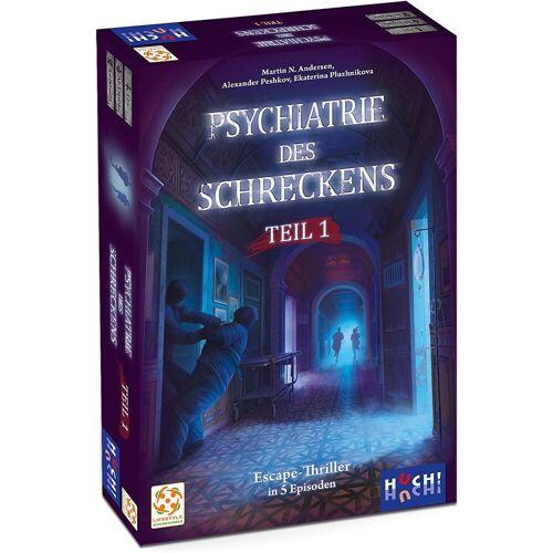 Huch! Spiel, »Psychiatrie des Schreckens - Teil 1«