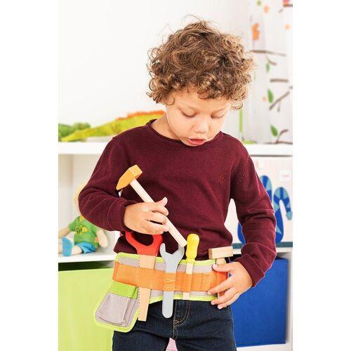 myToys Spielwerkzeug »Werkzeuggürtel, 7 tlg.«