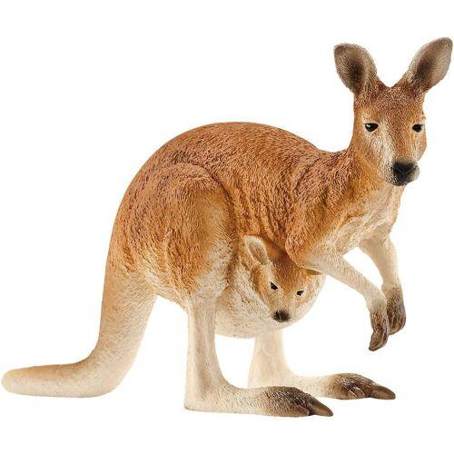 Schleich® Sammelfigur »Schleich 14756 Wild Life: Känguru«