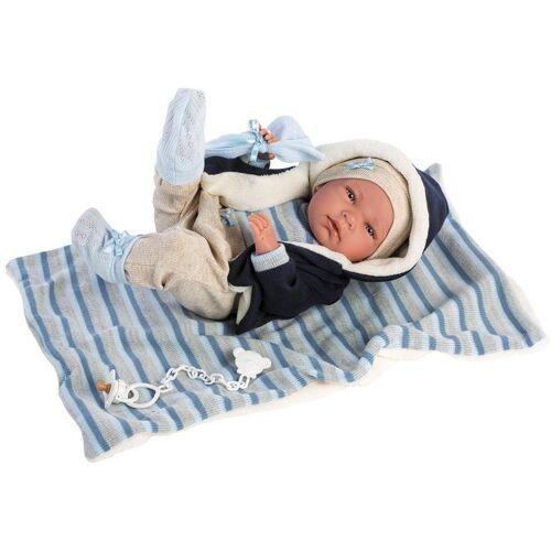 Babypuppe »Llorens, Nico, 40cm«