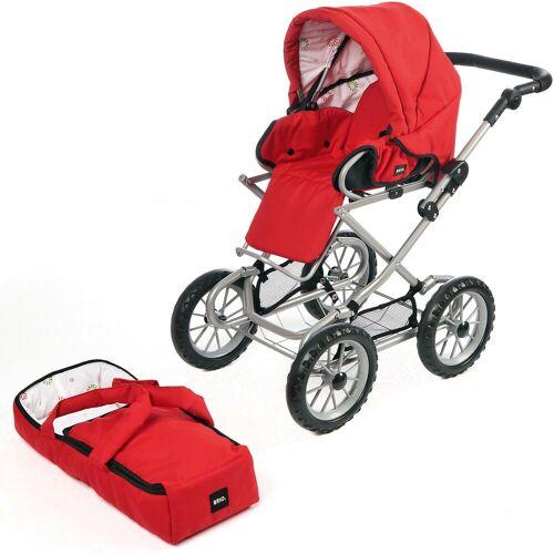 Brio Puppenwagen »Puppenwagen Combi, rot«
