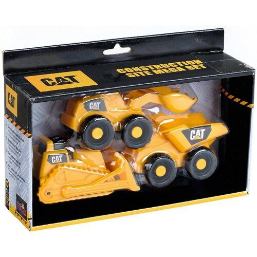 Klein Spielzeug-Auto »CAT Fahrzeuge 3-tlg.«