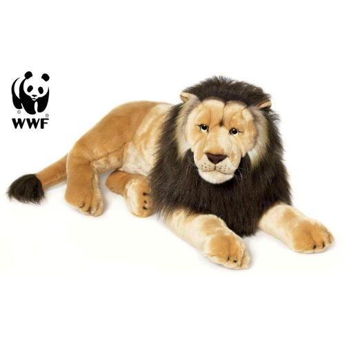 WWF Plüschfigur »Plüschtier Löwe (liegend, 81 cm)«