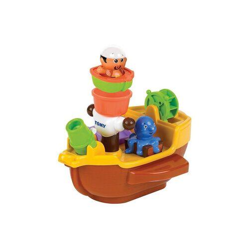 Tomy® »AQUA FUN - Wasserspielzeug Piratenschiff« Badespielzeug