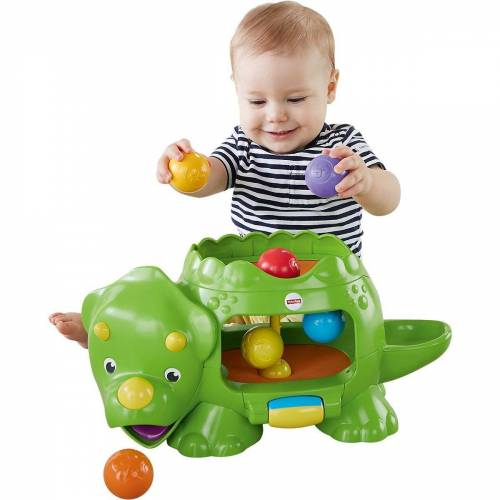 Mattel Kugelbahn »Fisher-Price Kugelspaß Dino«