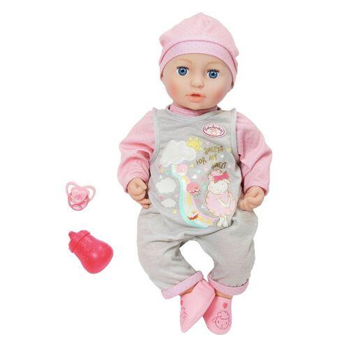 Zapf Creation® Babypuppe »Zapf 700655 - Baby Annabell - Mia so Soft, 43 cm Puppe«