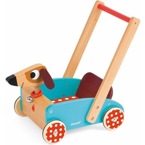 Janod Lauflernwagen »Hund«