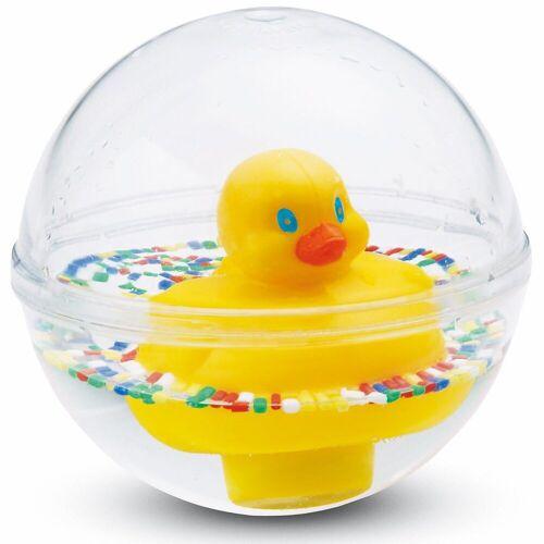 Mattel Fisher-Price Entchenball, Baby-Spielzeug, Badewannen-Spielze