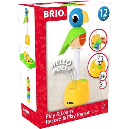 Brio Steckspielzeug »Musikspiel Papagei«