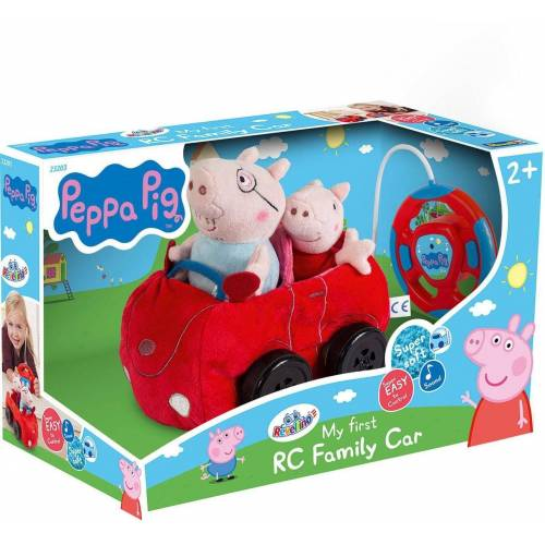 Revell® RC-Auto »Revellino®, Peppa Pig«, mit Plüsch