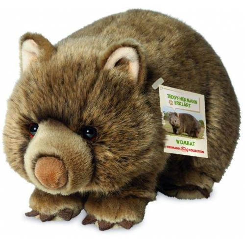 Teddy Hermann® Kuscheltier »Wombat, 26 cm«