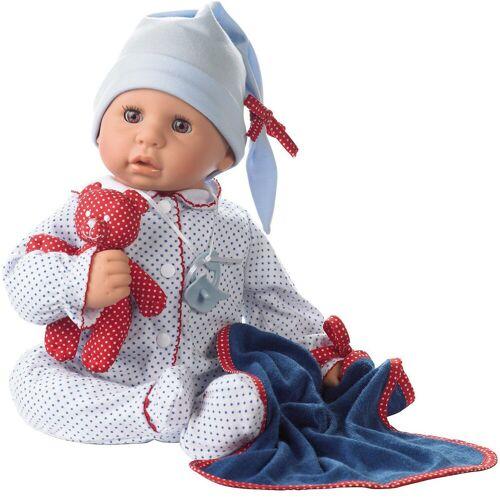 GÖTZ Babypuppe »Babypuppe Cookie, blue spots, 48 cm«