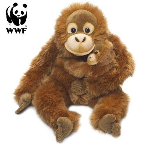 WWF Plüschfigur »Plüschtier Orang-Utan Mutter mit Baby (25cm)«