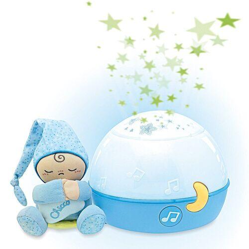 Chicco Nachtlicht »Sternenhimmel-Projektor, blau«, blau
