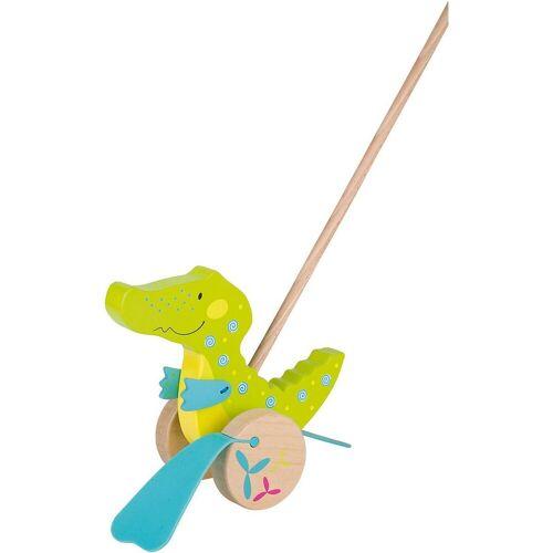 goki Schiebestab »Schiebestab Susibelle Krokodil«