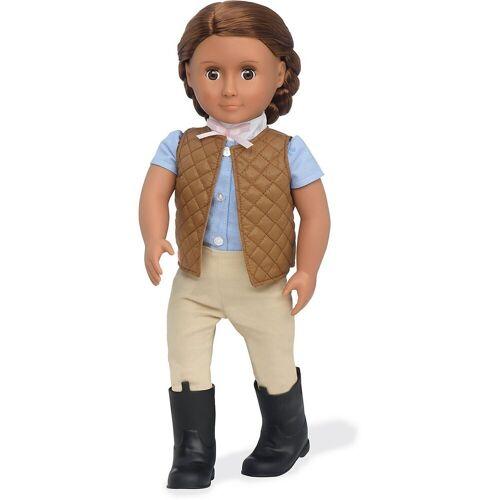Our Generation Anziehpuppe »Puppe Reiterin Catarina 46 cm«