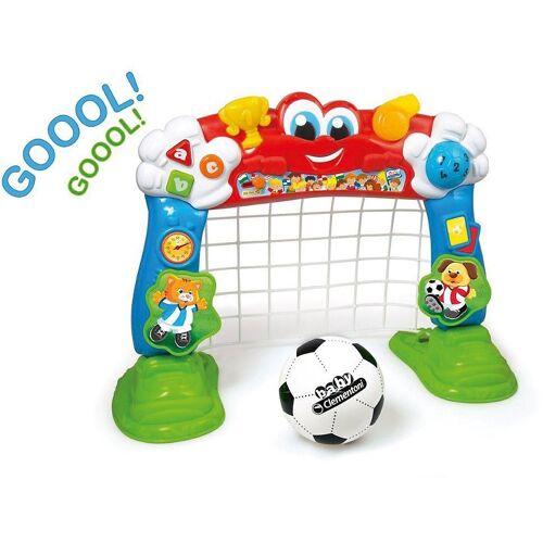 Clementoni® Motorikwürfel »Interaktives Fußballtor«