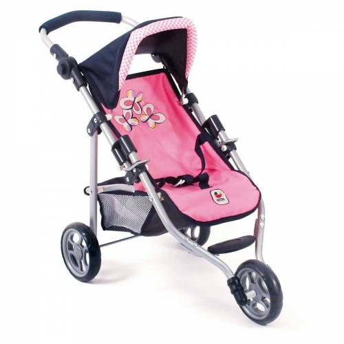 CHIC2000 Jogger-Kinderwagen »Puppenwagen Jogger Lola«