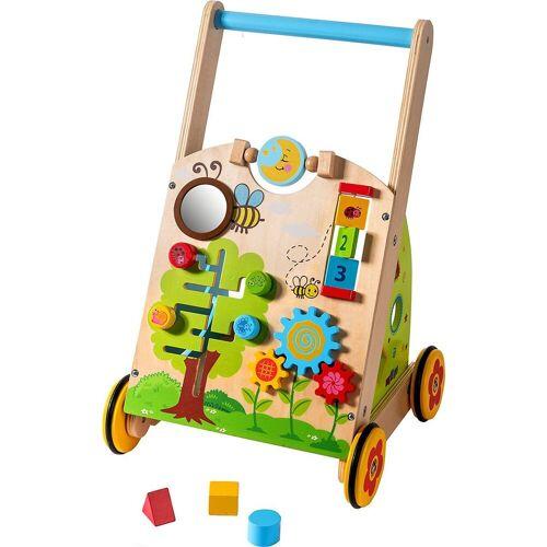 myToys Lauflernwagen »Lauflernwagen Holz«