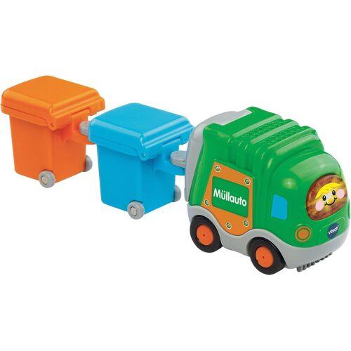 Vtech® Spielzeug-Auto »Tut Tut Baby Flitzer - Müllauto & 2 Mülltonnen«