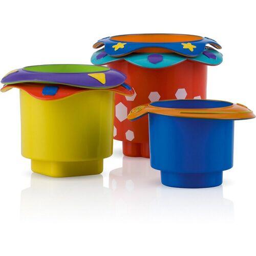 Nuby Stapelspielzeug »Stapelbecher«