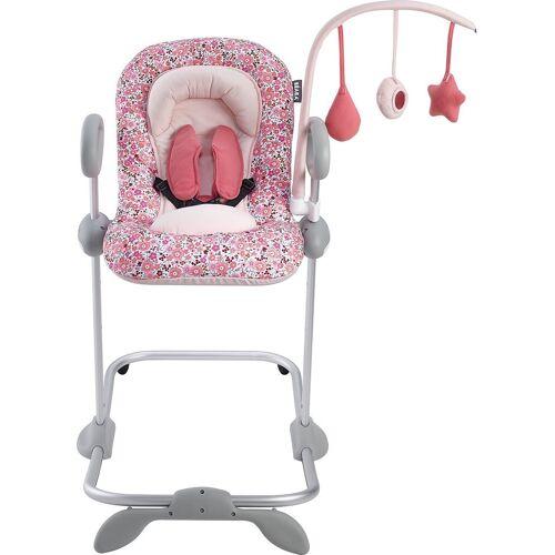 BÉABA Kinderwagen-Spielbogen »Spielbogen für Wippe Up&Down III, rosa«, rosa