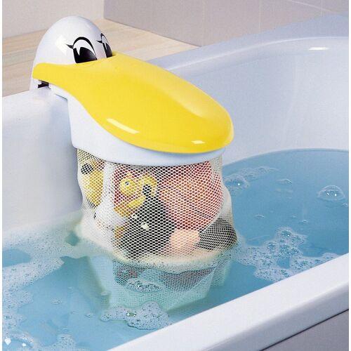 KidsKit »Spielzeug-Badewannennetz Pelikan« Badespielzeug
