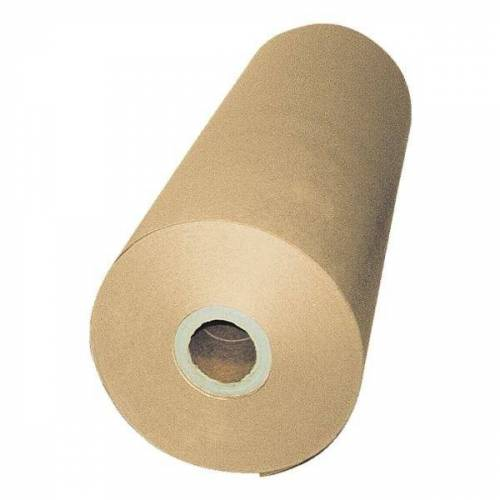 Rollen-Packpapier 300 m x 50 cm, braun