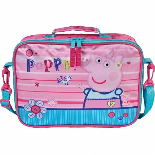 UNDERCOVER Kinderkoffer Peppa Pig, rosa/blau