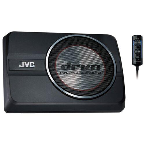 JVC Subwoofer (CW-DRA8 - Aktivwoofer Untersitz)
