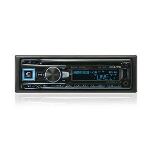 Alpine Audio-System (CDE-193BT, Bluetooth, CD/USB/MP3, 1-DIN Autoradio)