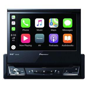 Pioneer Audio-System (AVH-Z7200DAB - 1-DIN 7-Zoll DAB+, Bluetooth, Apple CarPlay, Android Auto, Spotify, CD / DVD Autoradio)