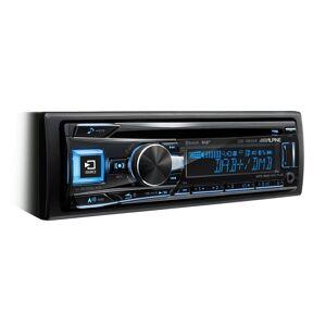 Alpine Audio-System (CDE-196DAB, Bluetooth, DAB+, CD/USB/MP3, 1-DIN Autoradio)