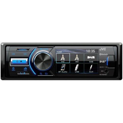 JVC Audio-System (KD-X561DBT, DAB, TFT-Display, MP3, USB, Android Autoradio)