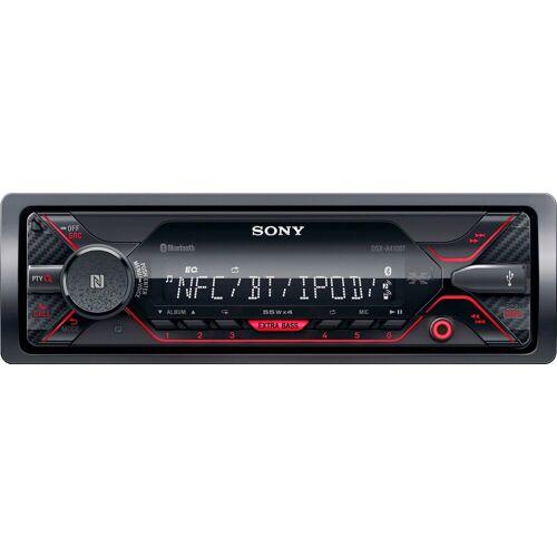 Sony »DSX-A410BT« Autoradio (UKW mit RDS, FM-Tuner, 55 W)