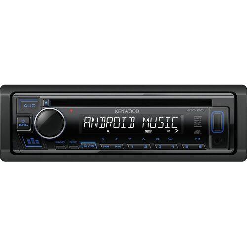 Kenwood Audio-System (KDC-130UB - CD, MP3, USB, Aux-In Autoradio)