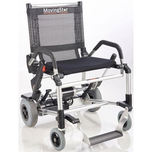 MovingStar »100« Elektrorollstuhl, 6 km/h, schwarz