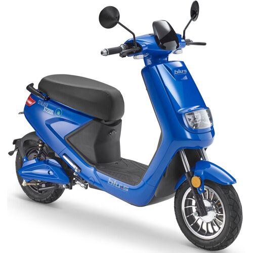 Blu:s E-Mofaroller »XT2000«, 900 W, 25 km/h, Euro 4, blau