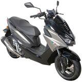 GT UNION Motorroller »Patriot STS Sporttourer«, 200 ccm, 115 km/h, Euro 4, silbergrau, silbergrau