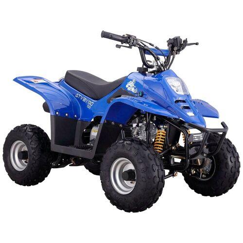 Luxxon Quad »ATV Youngster«, 2000 Watt, bis 30 km/h, für Kinder geeignet, blau
