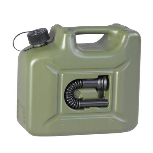 Hünersdorf Benzinkanister »10L Kunststoff Plastikkanister Dieselkanister«