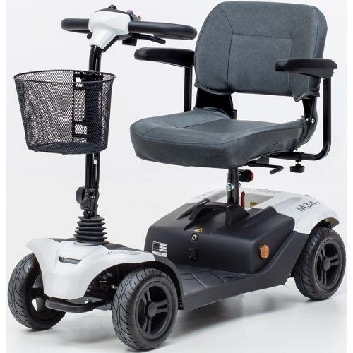 mobilis Elektromobil »Scooter M34+«, 340 W, 6 km/h, weiß