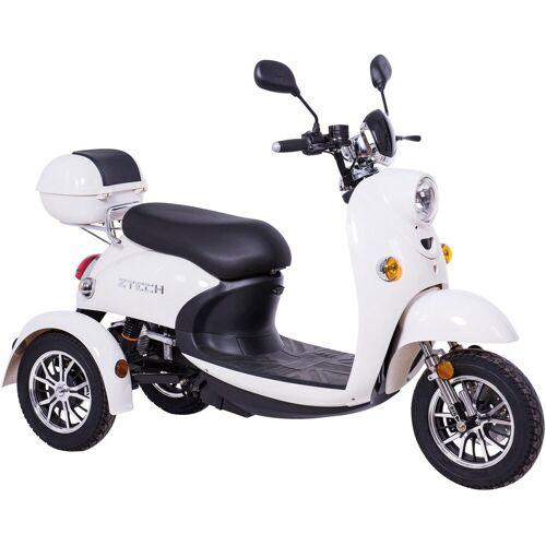 ZTECH Elektromobil »X3«, 2200 W, 25 km/h, weiß metallic
