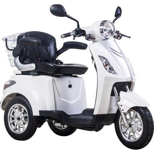 ZTECH Elektromobil »ZT-15«, 1800 W, 25 km/h, weiß metallic