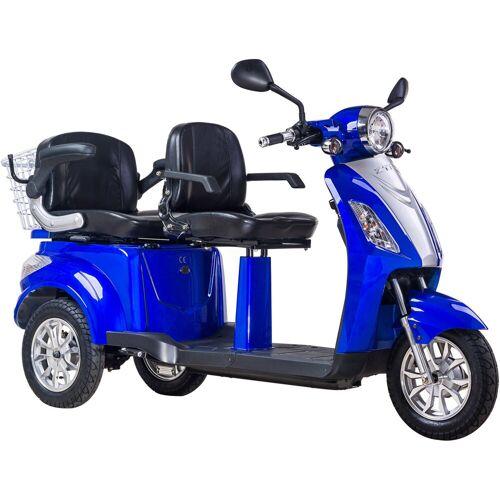 ZTECH Elektromobil »ZT-18«, 2000 W, 25 km/h, blau metallic