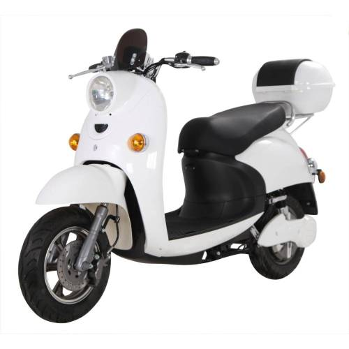 ELEKTROROLLER FUTURA E-Motorroller »ONE Lithium«, 1600 W, 45 km/h, weiß