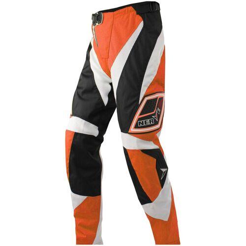 NERVE Motorradhose »Motocross«, bunt