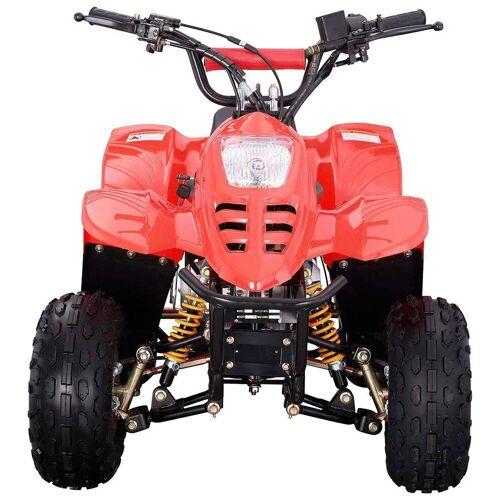 Luxxon Quad »ATV Youngster«, 2000 Watt, bis 30 km/h, für Kinder geeignet, rot